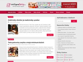 WebPreZeny.sk
